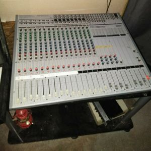 Yamaha RM 800 recording mixer 26 ch /Pdp drum kit $400.00 for Sale in Pontiac, MI