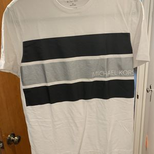 Two Michael Kors Shirts size Medium for Sale in Los Angeles, CA
