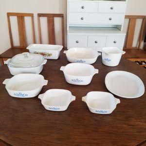 Vintage Corning ware Set for Sale in Lake Stevens, WA