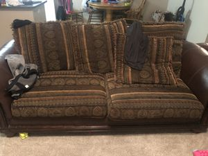 Couch and ottoman for Sale in Antioch, CA