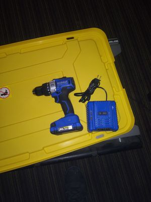 Kobalt 24 Volt Max Drill for Sale in Richardson, TX