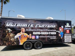 VIDEO GAME TRUCKS .LET'S PARTY EVERYONE $350😃👍 FORTNITE for Sale in Los Angeles, CA