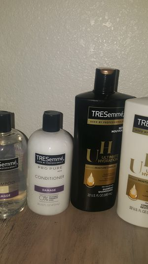 Tresemme Pro Pure and ultimate hydrate for Sale in Antioch, CA