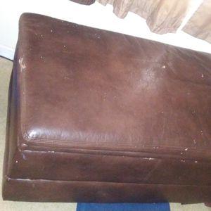 Leather Ottomen for Sale in Aurora, CO