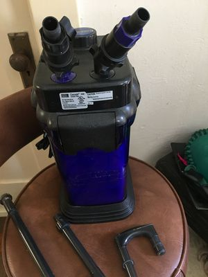 Aquarium Cascade Canister Filter 1000 by Penn-Plax for Sale in Anaheim, CA