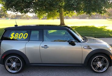❇️URGENTLY 💲8OO Very nice Mini Cooper 💝Runs and drives very smooth! in very good condition.🟢 for Sale in Santa Ana,  CA