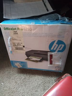 Hp pro colored printer extra ink carts as well as paper for Sale in Omaha, NE