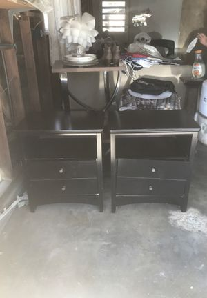 Bed & drawers for Sale in Tulare, CA