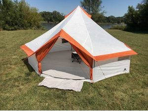 Large Outdoor Yurt Tent 8 Person Waterproof Camping Lodge Fishing RV Tailgating Camp Tools for Sale in Granby, CT