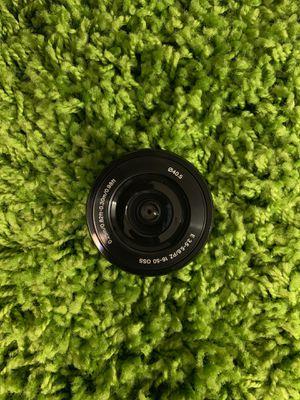 Sony E 3.5-5.6/PZ 16-50 OSS for Sale in Atlanta, GA