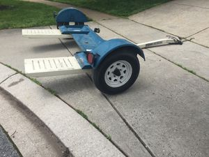 Great Stehl Tow Dolly with Electric Brakes for Sale for Sale in Lochearn, MD