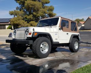 1997 Jeep Wrangler TJ 4.0 AT for Sale in Henderson, NV