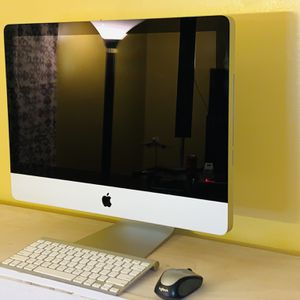"Apple iMac 21.5"" Mid 2010 3.06 ghz Intel core I3 ATI Radeon HD 4670 256 MB Graphics 500GB HDD 8GB RAM for Sale in Los Angeles, CA"