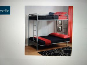 Sanders Twin Over Full Bunk Bed for Sale in New York, NY