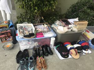 Garage sale today 12-3pm 1019 South Van Ness Ave in San Francisco 94110 for Sale in San Francisco, CA