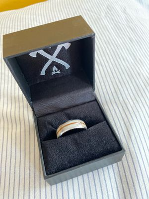 Men's Engagement Wedding Ring size 11 tungsten for Sale in San Diego, CA