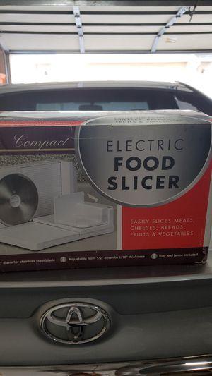 Electric Food Slicer for Sale in San Pablo, CA