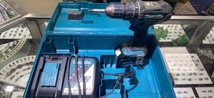 Makita 18v hammer drill for Sale in Hope Mills, NC