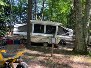 Palomino pinto pop up camper for Sale in Westland, MI
