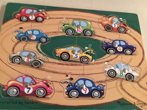 Melissa and Doug Puzzle! Tow Truck Game! for Sale in Pompano Beach, FL