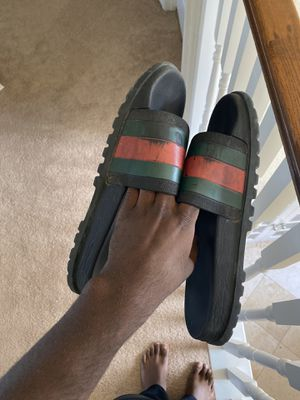 Gucci Slides Size 13 for Sale in Dickinson, TX