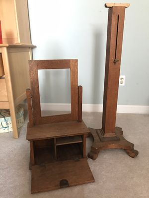 Antique shaving stand for Sale in Franklin, TN