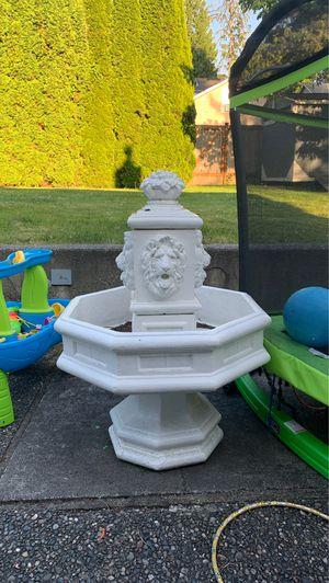 Direct plumbing fountain for Sale in Lynnwood, WA