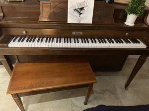 Piano with bench for Sale in Naples, FL