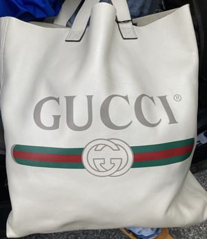 Gucci logo tote bag for Sale in Washington, DC