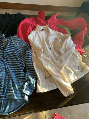 Patagonia, Nike, Spyder, North Face , under armor, zella for Sale in Oklahoma City, OK