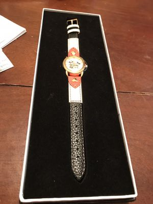 Disney Mickey Minnie timeless love watch new Bradford exchange for Sale in Kissimmee, FL