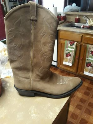Cowboy boots for Sale in Suffolk, VA