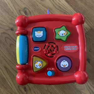 VTech Busy Learners Activity Cube for Sale in Silver Spring, MD