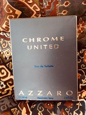 CHROME UNITED 3.4OZ for Sale in Wenatchee, WA