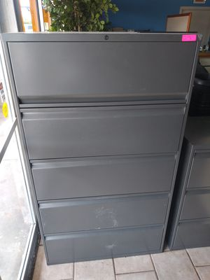 "$150 each Lateral file cabinet 42 "" wide for Sale in Houston, TX"
