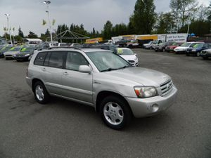 2005 Toyota Highlander for Sale in Lynnwood, WA