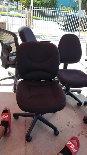 Office chair armless for Sale in Pico Rivera, CA