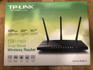 TP Link AC1750 Router for Sale in Riverside, CA