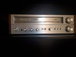 Toshiba Stereo Receiver (Vintage) Model 54-725 for Sale in MONTGOMRY VLG, MD