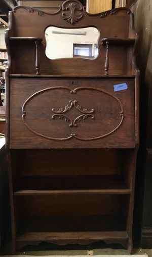 Antique Secretary Desk for Sale in Easton, MA