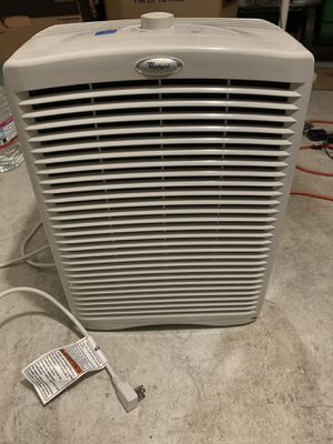 Portable dehumidifier for Bedroom or Office for Sale in Richmond, TX