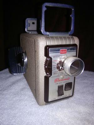 Vintage Kodak Brownie 8mm mm movie camera for Sale in Modesto, CA