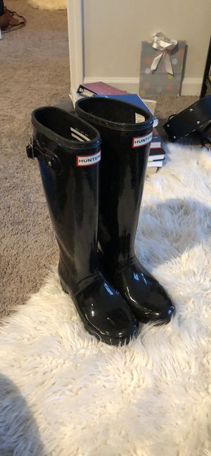 Hunter rain boots for Sale in Raleigh, NC