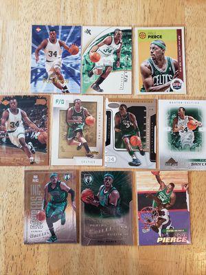 Paul Pierce Boston Celtics NBA basketball cards for Sale in Gresham, OR