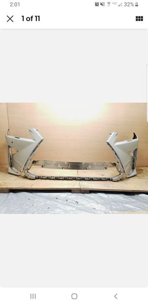 2016 2017 2018 LEXUS RX RX350 RX450H FRONT BUMPER cover OEM for Sale in Auburn, WA
