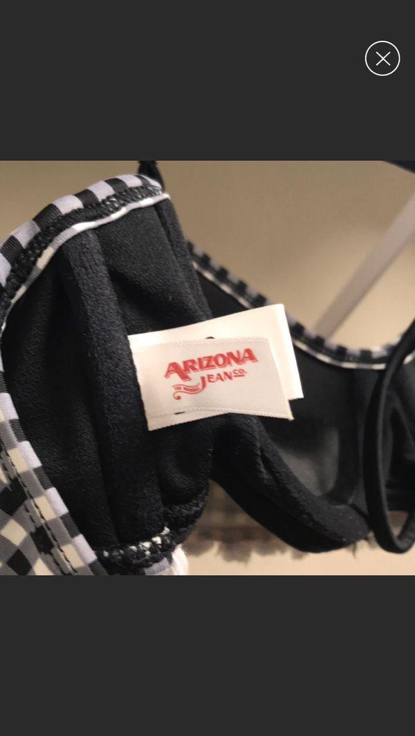 Arizona Jeans swim suit $25.00