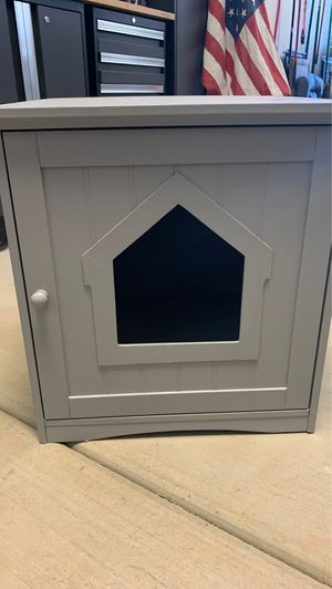 Cat box cabinet for Sale in Gilbert, AZ