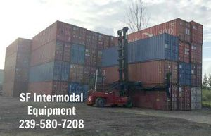 Shipping Storage Container for Sale in Tampa, FL