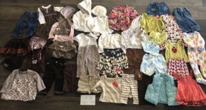 Lot K - Girls clothing 12 months for Sale in Lake Elsinore, CA