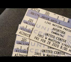 Aventura tickets for Sale in Chicago, IL